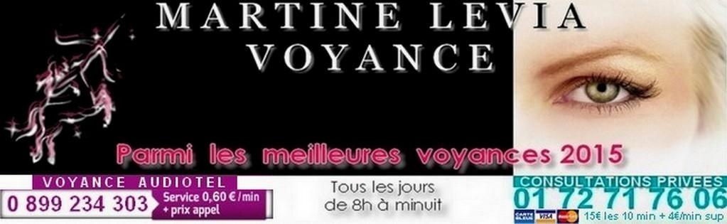 Martine Levia Voyance - Notre objectif :95% de prédictions exactes